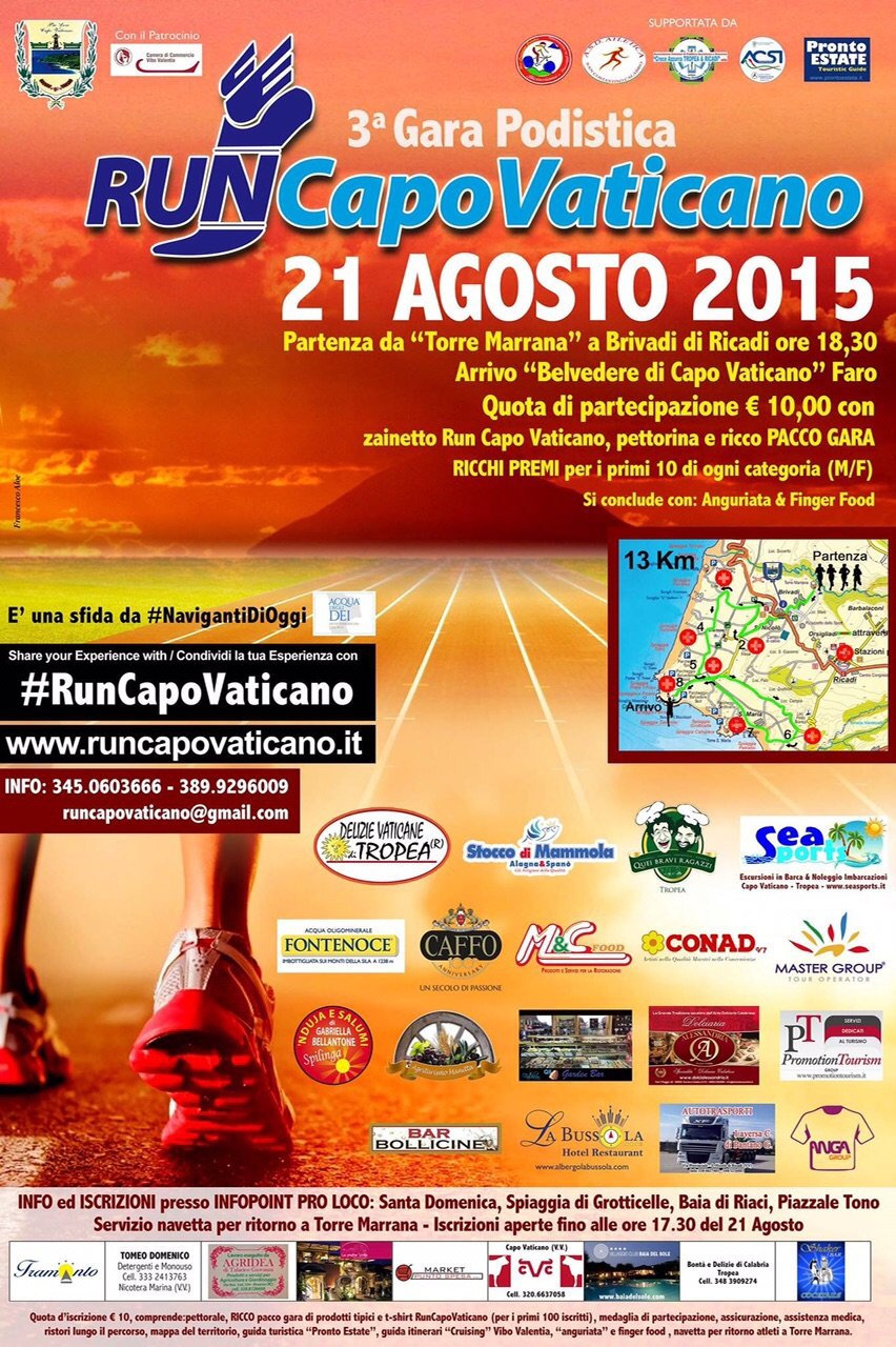 run capovaticano 2015